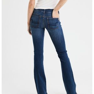 NWT American Eagle Artist Flare Jeans